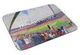 old trafford Premium Quality Mouse mat